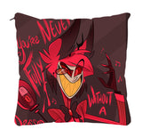 Hazbin Hotel Home Throw Pillow Comfortable Indoor Use Cushion Pillows