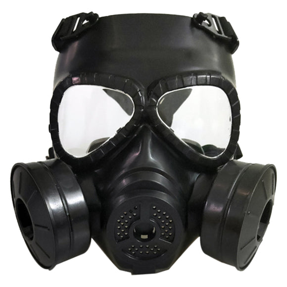 Gas Mask Breathing Mask Creative Stage Performance Prop for CS Field Equipment Cosplay Protection Full Face Mask