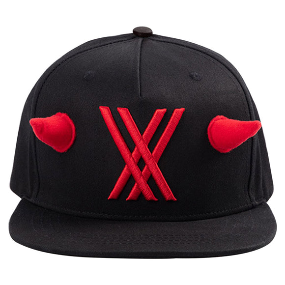 DARLING in the FRANXX Zero Two Cosplay Hat Baseball Cap Unisex Casual Leisure Sun Hat