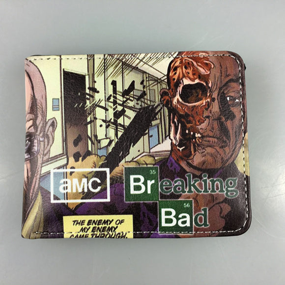Breaking Bad Classic Walter White Wallet
