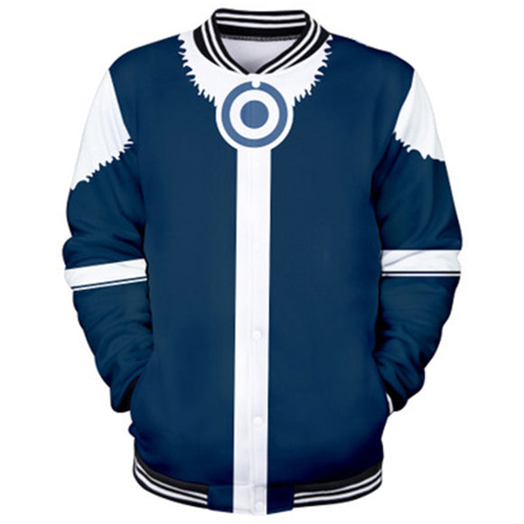 Unisex Avatar: The Last Airbender Korra Cosplay Jacket Sportswear Costumes Coat 3D Print Jacket Sweatshirt