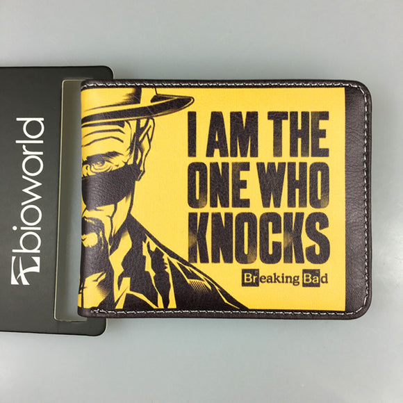 Breaking Bad Classic Walter White Wallet-Fandomsky