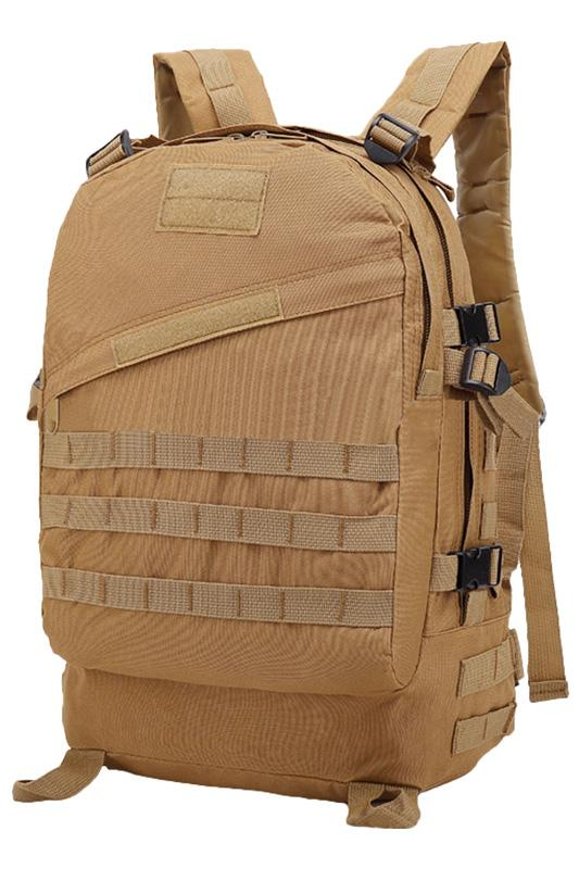 PUBG Tactical Backpack Army Camouflage Outdoor 3D Sports-Fandomsky