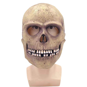 Halloween Scary Mask Novelty Mask Horror Skull Mask for Parties and Festivals Halloween Props