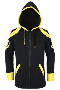 Mystic Messenger 707 Extreme Saeyoung Choi Cosplay Hoodie Jacket-Fandomsky
