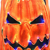 Deluxe Novelty Halloween LED Mask Party Props Pumpkin Light Up Head Mask
