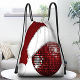 Christmas Drawstring Burlaps Bags Gift Bag Packing Storage Linen Burlap Jewelry Pouches Sacks