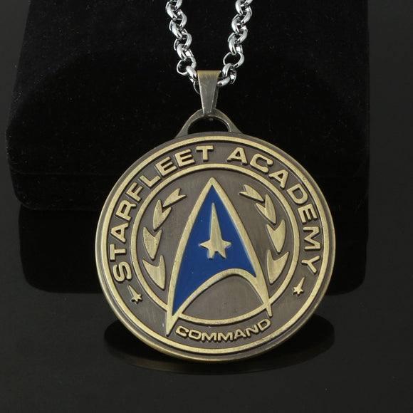 Star Trek Starfleet Academy Necklace-Fandomsky