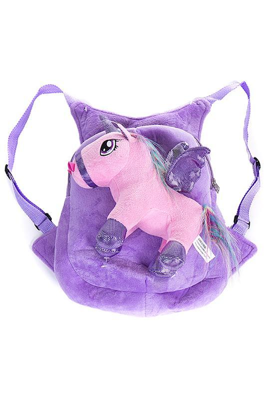 Children's School Bag Unicorn Toy Bag Casual Backpack-Fandomsky