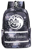 Game of Thrones A Song of Ice and Fire Stark Sigil Cosplay Casual Bag Backpack School Bag 5 choices-Fandomsky