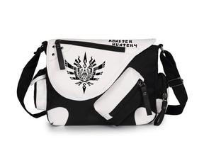 Anime Monster Hunter Shoulder Messenger Bag-Fandomsky