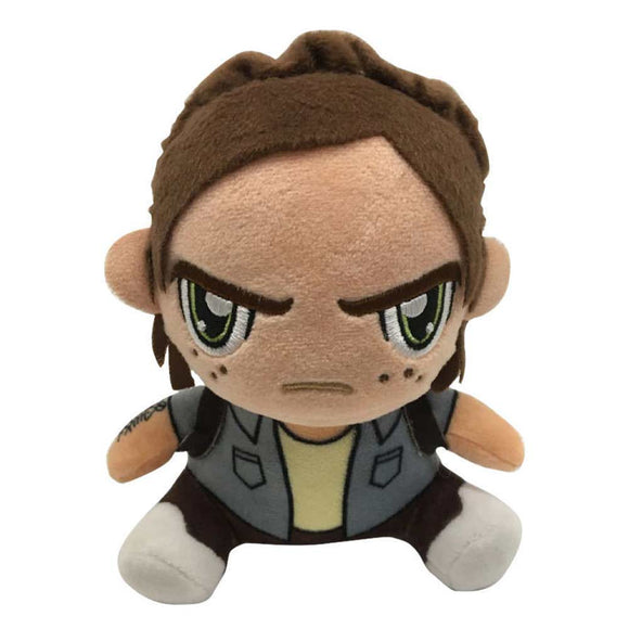 18cm The Last of Us 2 Ellie Cartoon Figure Plush Doll Soft Stuffed Toys Children Gift Toys Plush Toys
