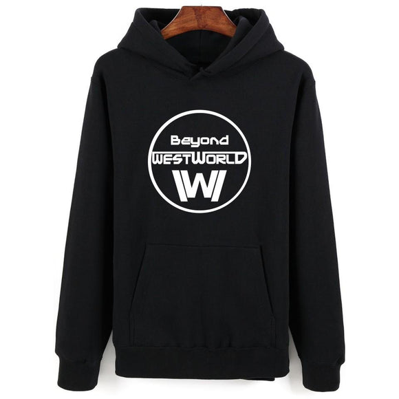 TV Westworld Hoodies Long Sleeve Autumn Winter Sweatshirts Unisex Clothes Tops