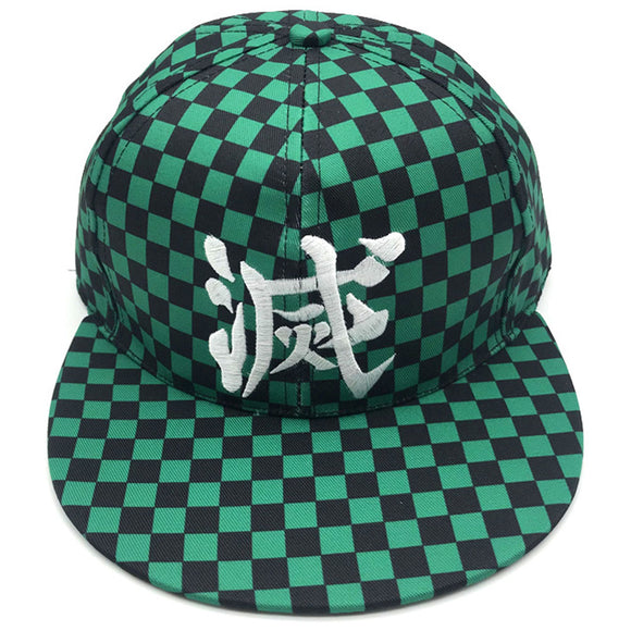 Demon Slayer: Kimetsu no Yaiba Cosplay Hat Baseball Cap Unisex Fashion Letter Sun Hats