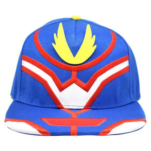 My Hero Academia Ormatt Canvas Visor Baseball Cap