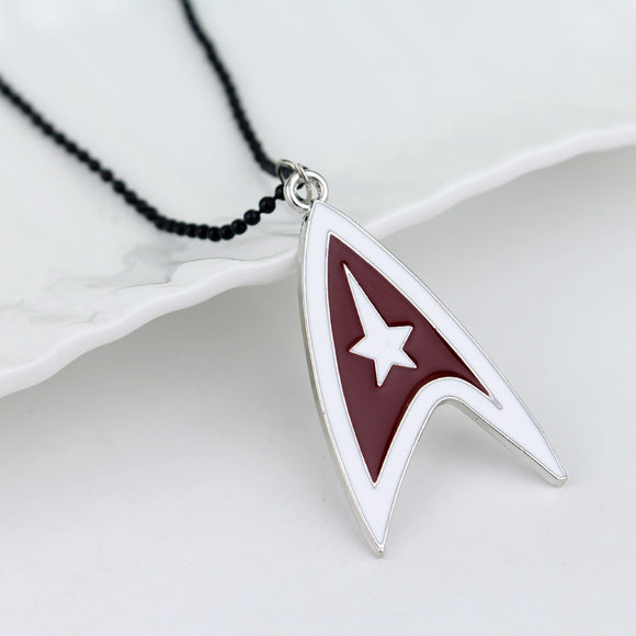 Star Trek Command Logo Pendant Necklace-Fandomsky