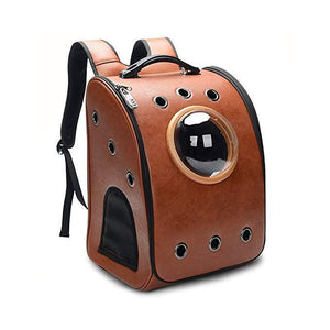 Pet Carrier Backpack with Window Space Capsule For Dogs and Cats