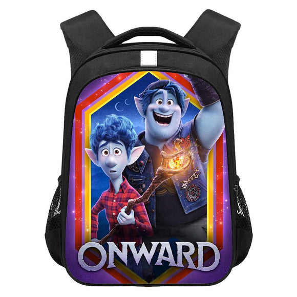 Kids Onward Lightweight Backpack Students Laptop Bag Boys Girls Back to School Gift