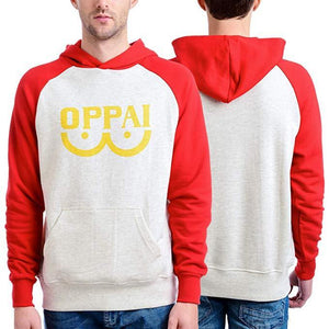 Man Punch Hoodie One Saitama Oppai Sweatshirt Costume Hooded Cosplay Jacket Outfit-Fandomsky