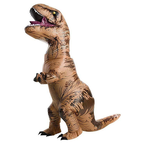 Kids Jurassic World  Inflatable Costume Dinosaur Simulation Cosplay Costume