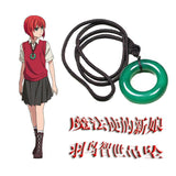 The Ancient Magus Bride Chise Hatori Necklace Agate jade Bangle
