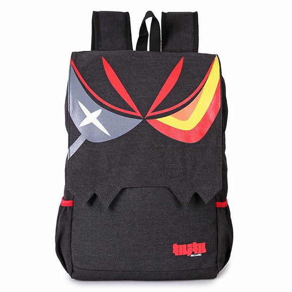 Anime KILL la KILL Backpacks School Backpack Casual Bags Travel Knapsack Bag