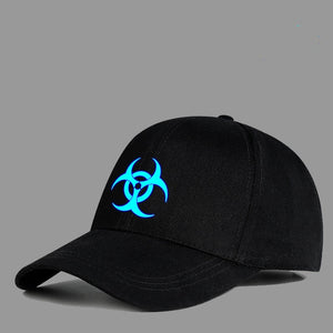 Resident Evil Logo Cap Hat Night Light-Fandomsky