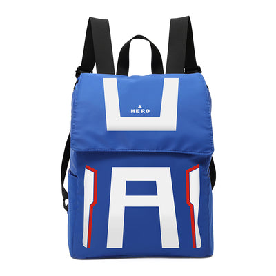 Boku No Hero My Hero Academia Canvas School Bag Backpack