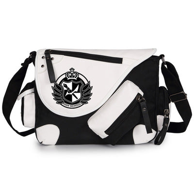 DANGANRONPA Mono Kuma Bag Handbag Tote Bag Shoulder Bag-Fandomsky