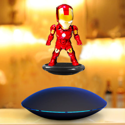 Iron Man Levitron Revolution LED Platform Float