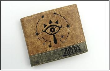 The Legend of Zelda Breath of the Wild PU Short Wallet Gift-Fandomsky