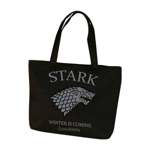 Game of Thrones Family Handbag Black Single Shoulder Bag-Fandomsky