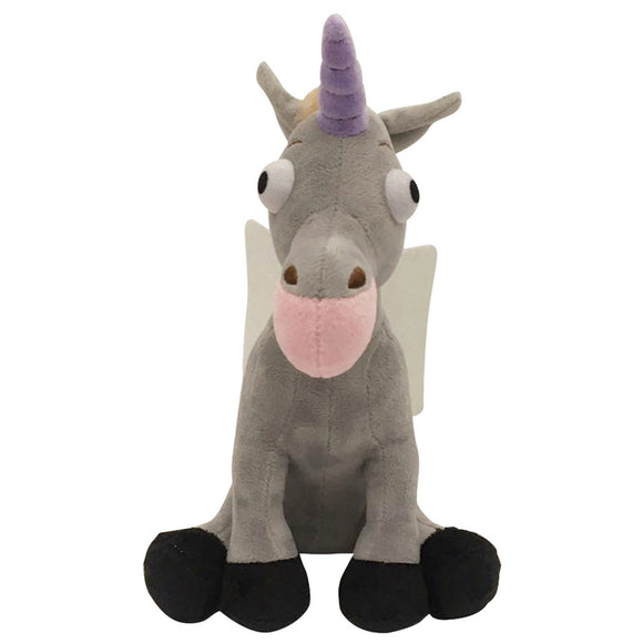 25cm Onward Unicorn Horse Cartoon Figure Plush Doll Soft Stuffed Toys Children Gift Toys Plush Toys