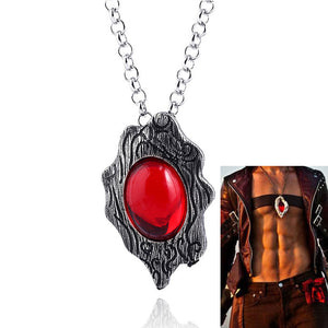Dante's Pendant Necklace, Devil May Cry 5 Collectable Designs Best Gift for Teens, Adults, Devil May Cry 5 Game Lover