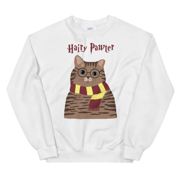 Unisex Harry Potter Print Sweatshirt Couple Clothes Pullover Hoodie