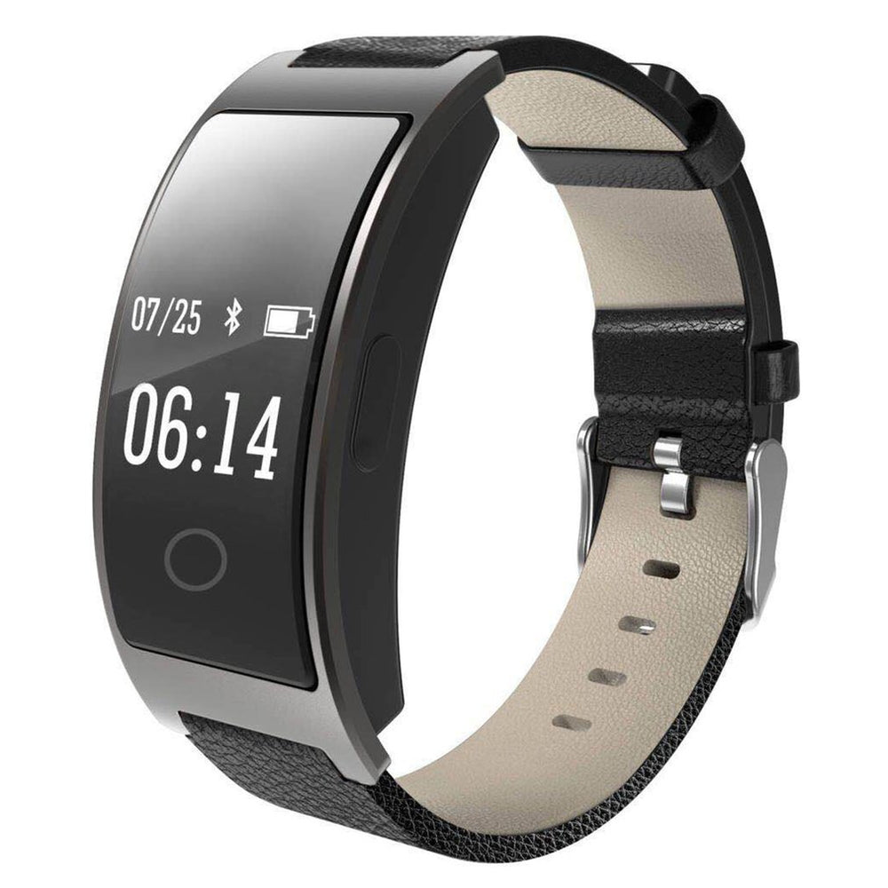 Fitness tracking waterproof smart watch
