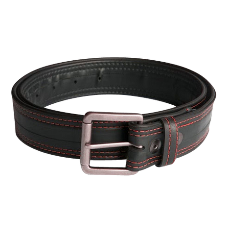 Recycled Bike Tube Belt - The Ballard