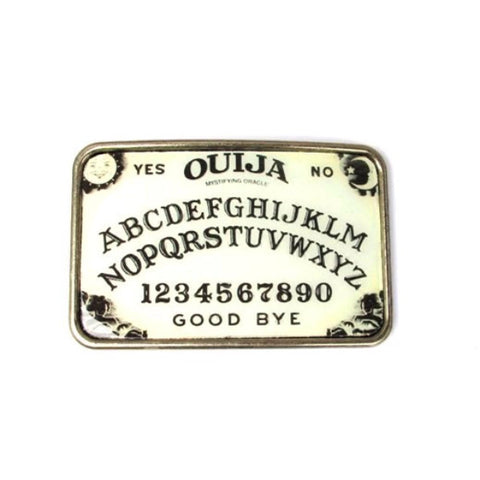 Belt Buckle - Ouija Board