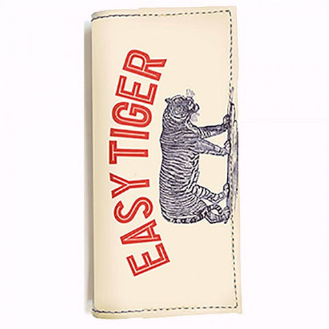 Easy Tiger Leather Eyeglass Case