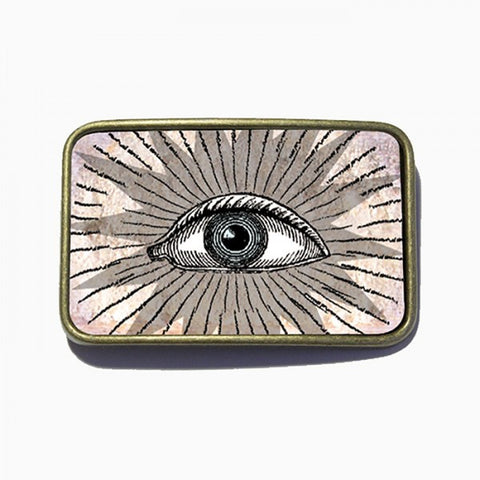 Belt Buckle - Eye