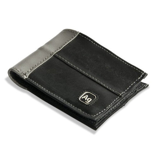 Reflective Eco Vegan Wallet