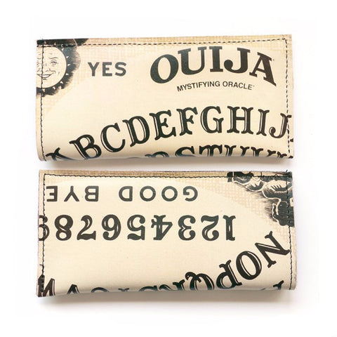 Ouija Leather Eyeglass Case
