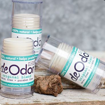deOdor Stick - Original Peppermint / Tea Tree