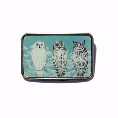 Belt Buckle - Owl Lineup