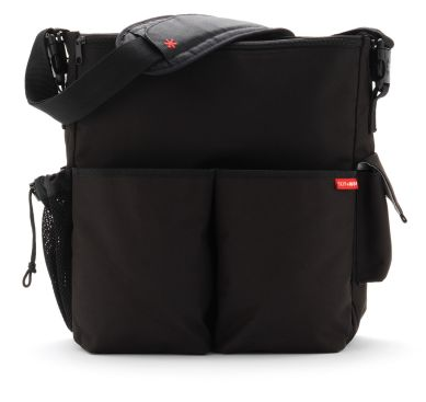 Duo Diaper Bag - Black