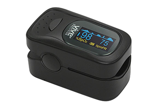 Use a Fingertip Oximeter to Track Your Oxygen Saturation at Home