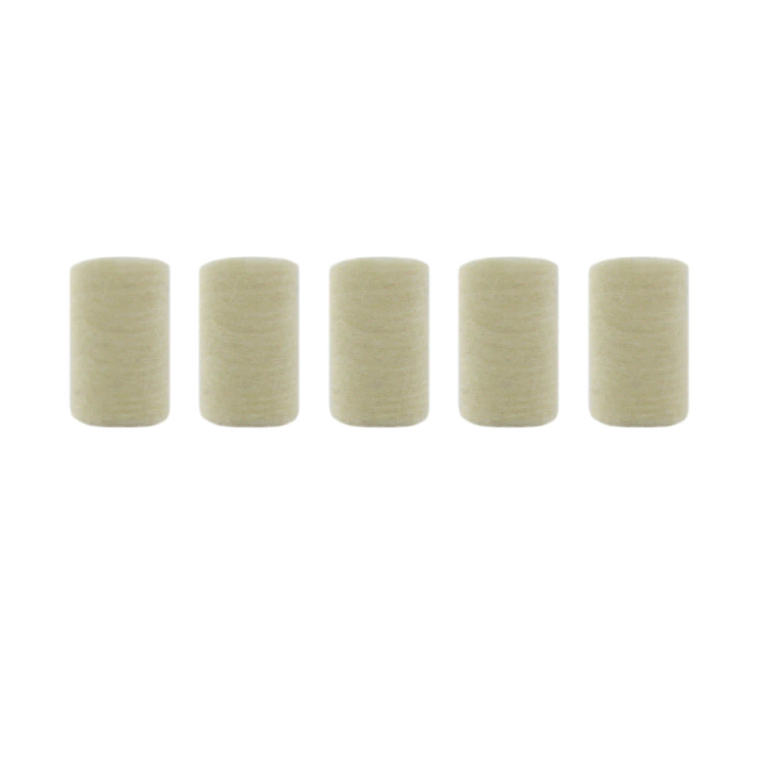 Air Filters for DeVilbiss Pulmomate Nebulizer Compressor (5 per pack)