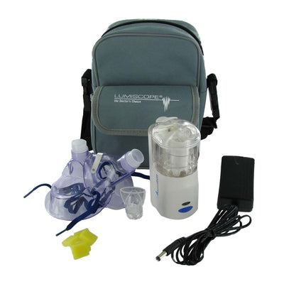 Lumiscope Portable Ultrasonic Nebulizer-With Battery