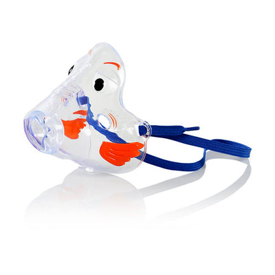 Parts for PARI ProNeb Max-Pari Pediatric Mask - Bubbles the Fish