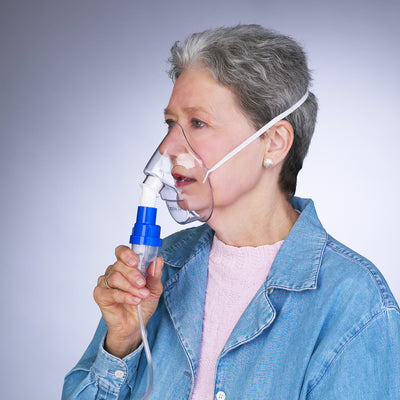 Disposable Sidestream Nebulizer